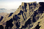 Eastern Buttress & Devil's Tooth, Drakensburg